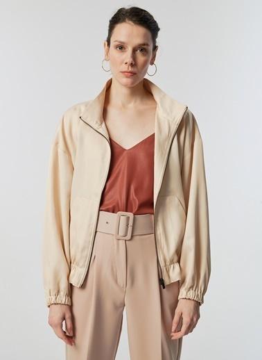 Monamoda Sweatshirt Camel